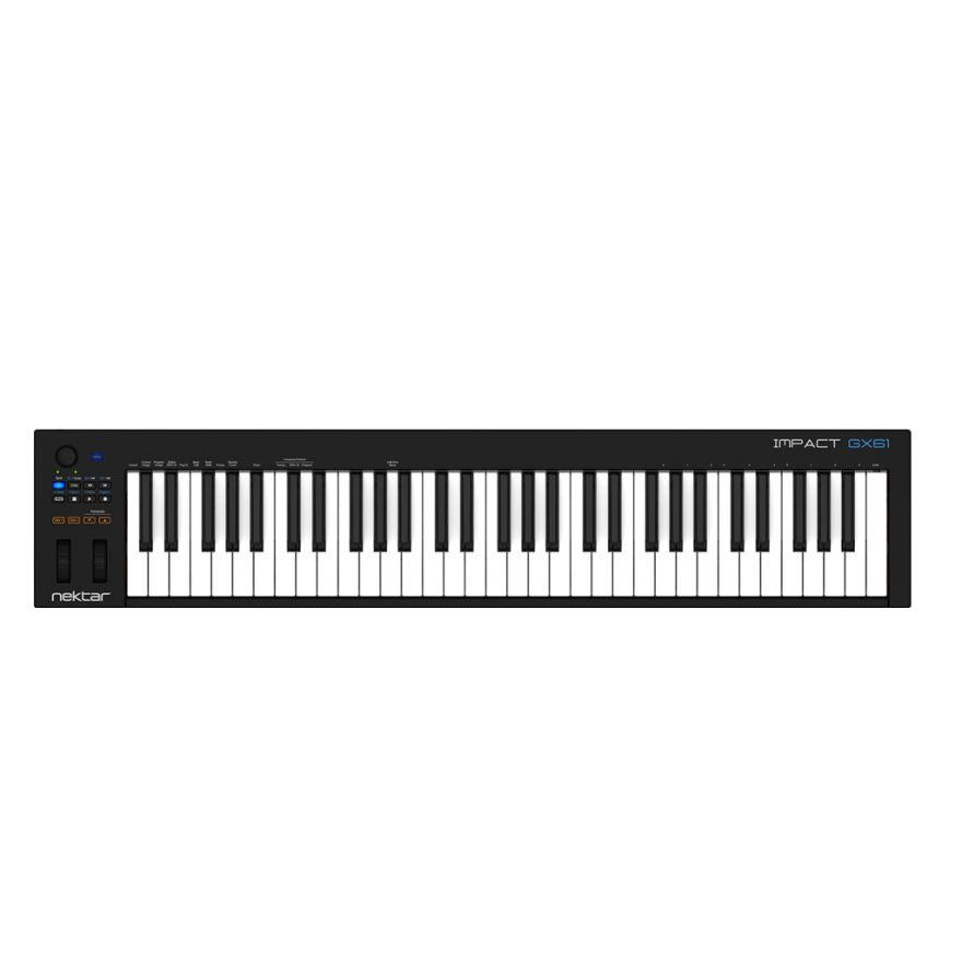 NEKTAR IMPACT GX61 - Tastiera Midi/USB 61 Tasti