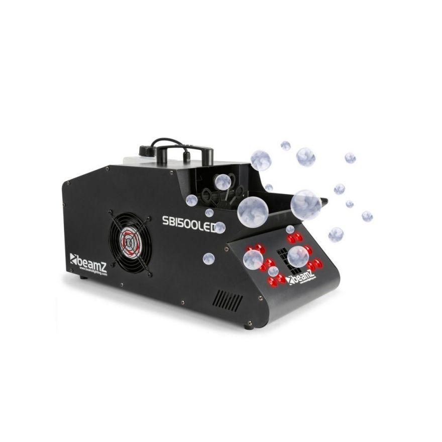 Beamz SB 1500 LED - Macchina Fumo / Bolle B-Stock