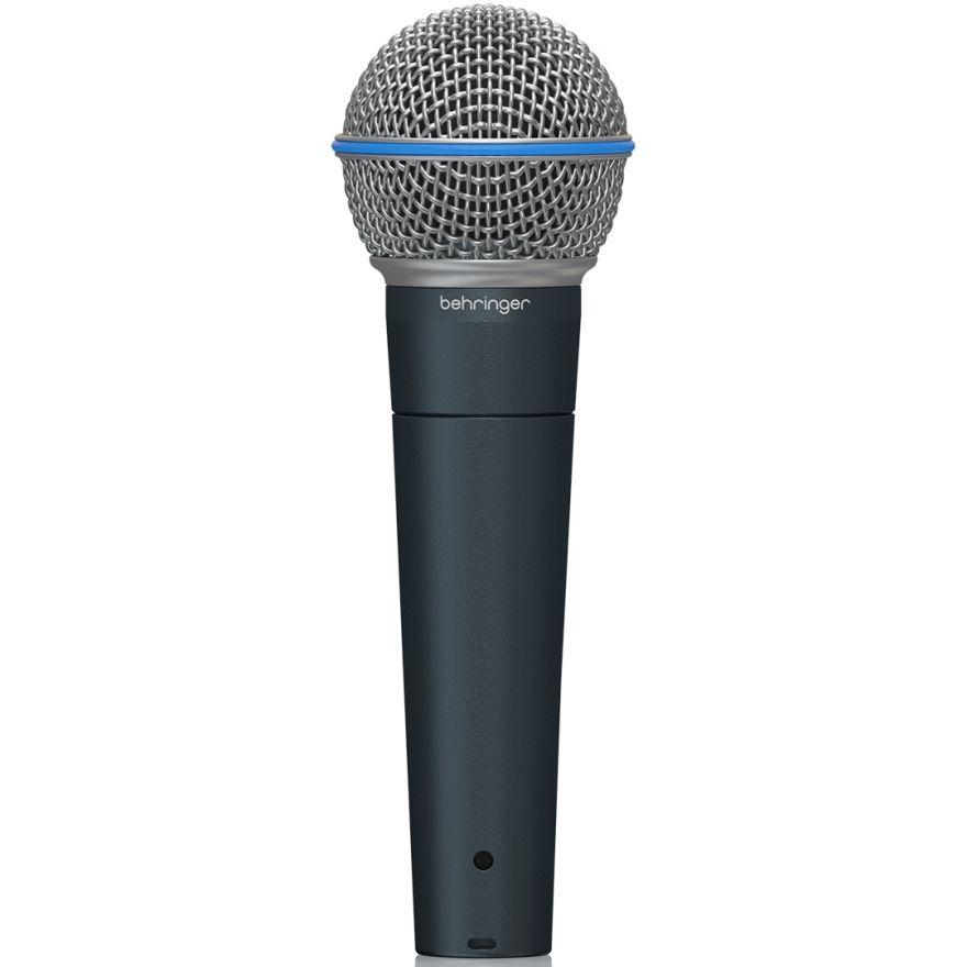 Behringer BA 85A - Microfono Dinamico Supercardioide per Voce