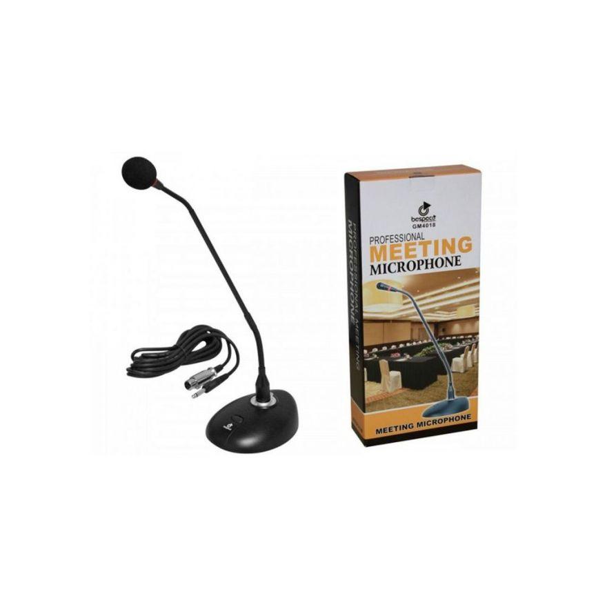 0-BESPECO GM4018 con microfono e scatola