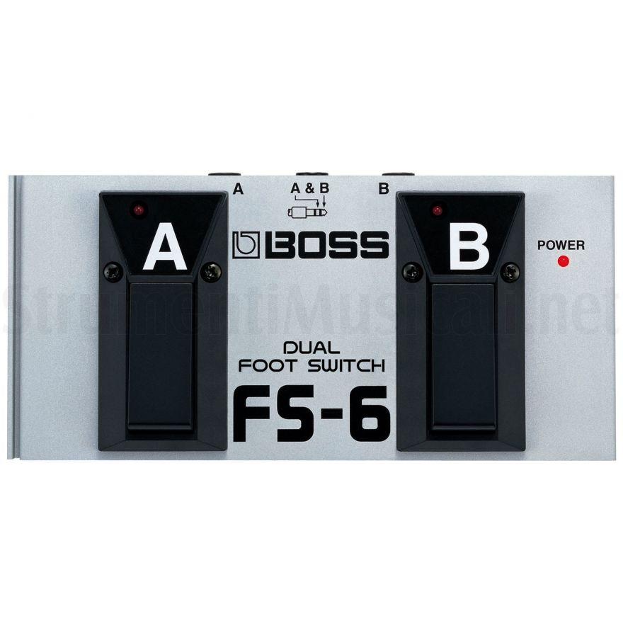 BOSS FS6 - INTERRUTTORE A 1
