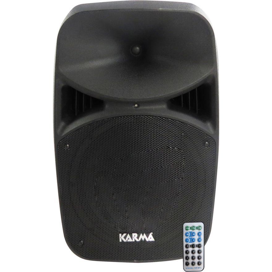 KARMA BX 6822AB - Cassa Attiva 300W_front