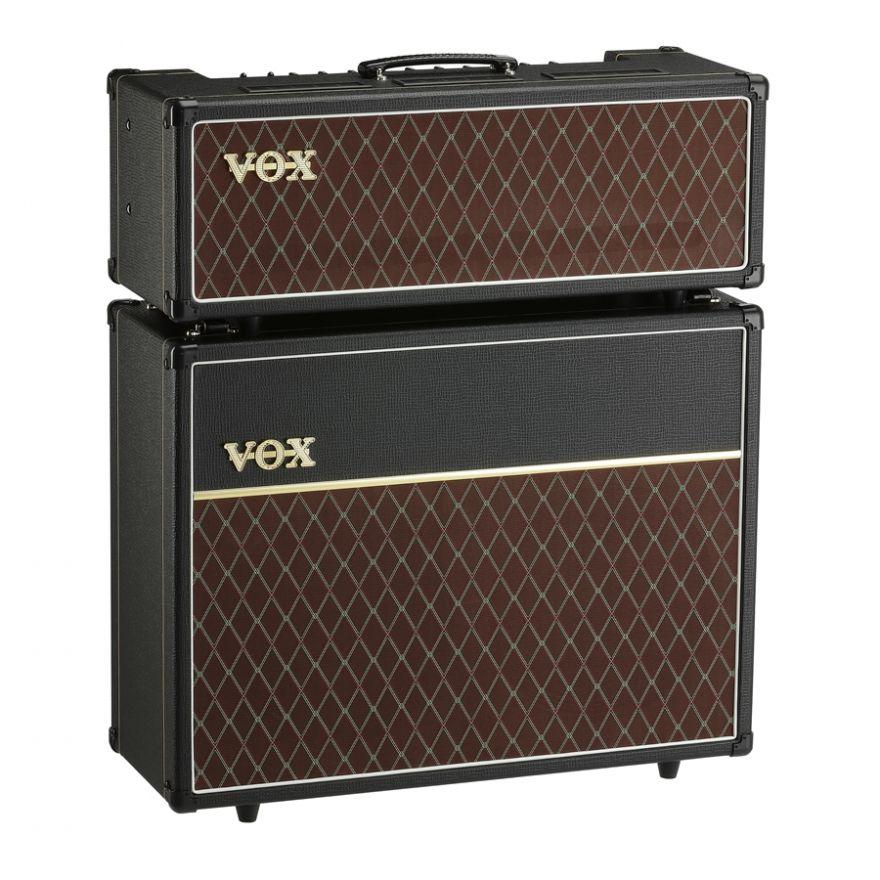 VOX Sistema Head&Stack - Testata Valvolare 30W / Cabinet 2x12
