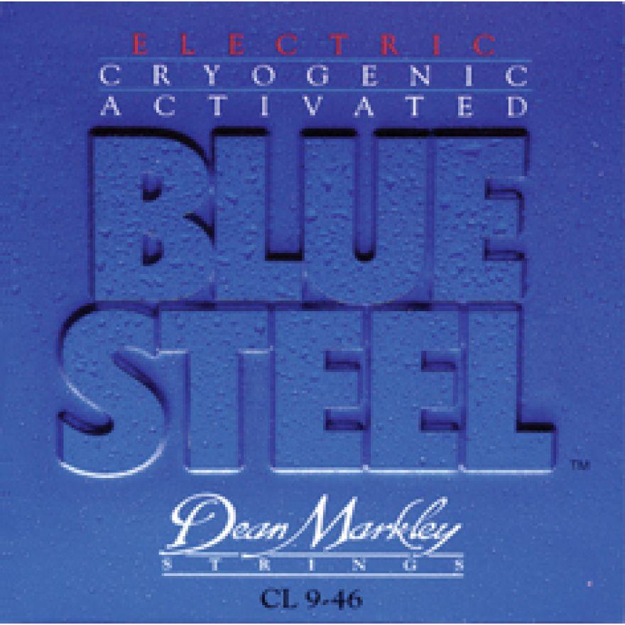 0 DEAN MARKLEY - Blue Steel™ Electric Set, Extra Light