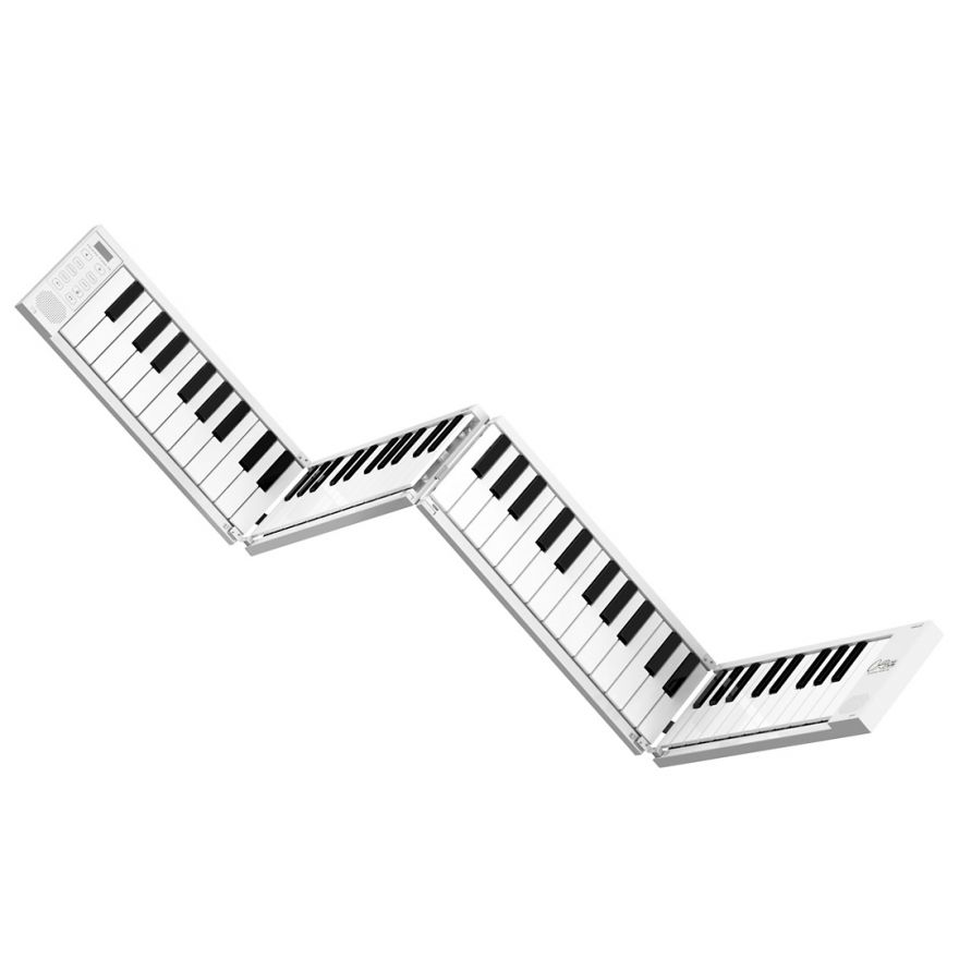 Blackstar Carry On 88 - Pianoforte Digitale/Controller MIDI 88 Tasti Portatile Bianco