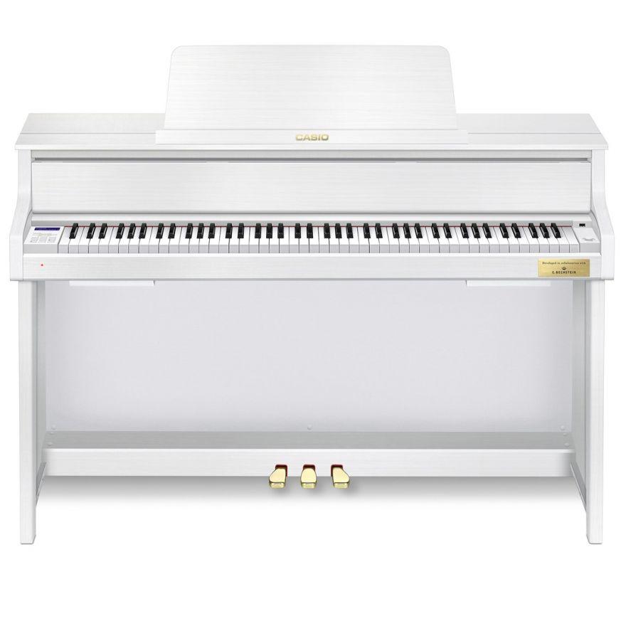 Casio Celviano Grand Hybrid GP-310BK Pianoforte Digitale 88 Tasti Bianco