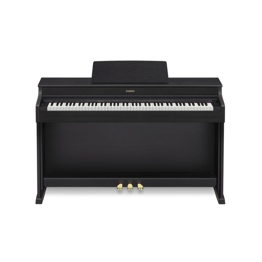 Casio AP 470 Celviano Black - Pianoforte Digitale 88 Tasti