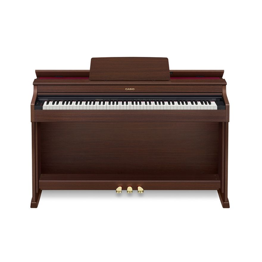 Casio AP 470 Celviano Brown - Pianoforte Digitale 88 Tasti