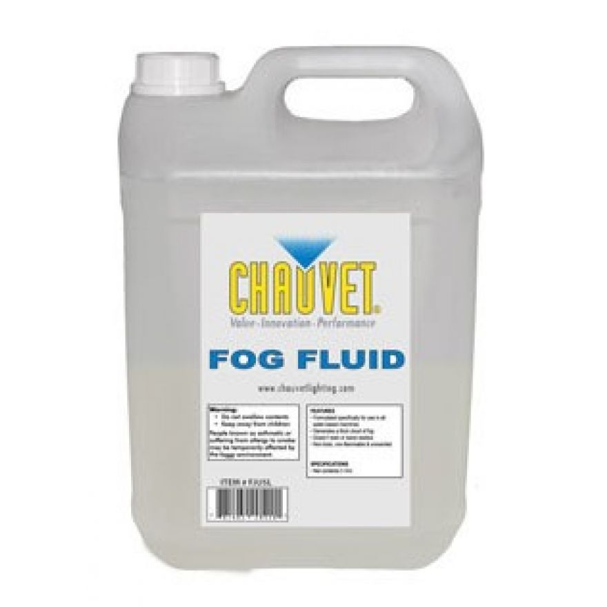 0-CHAUVET DJ FOG FLUID