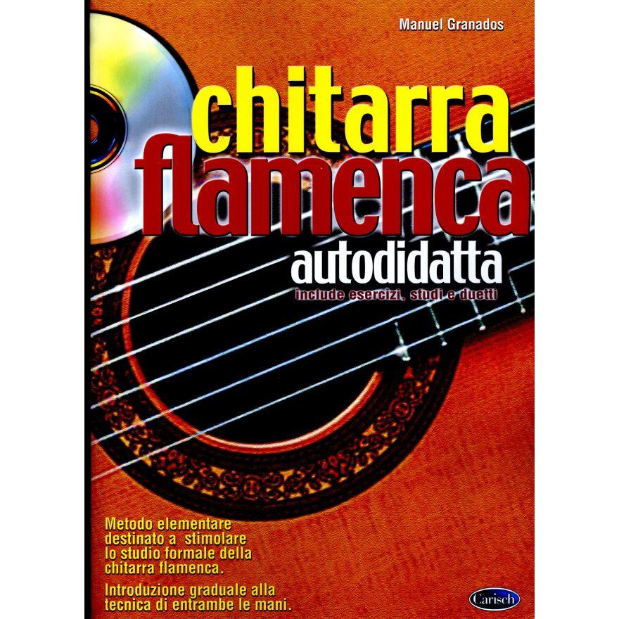 carish chitarra flamenca autodidatta cd