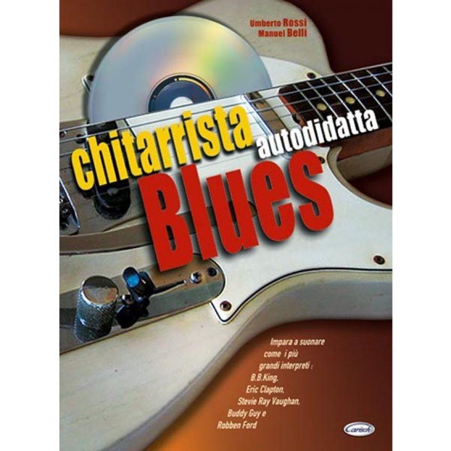 chitarrista blues autodidatta cd