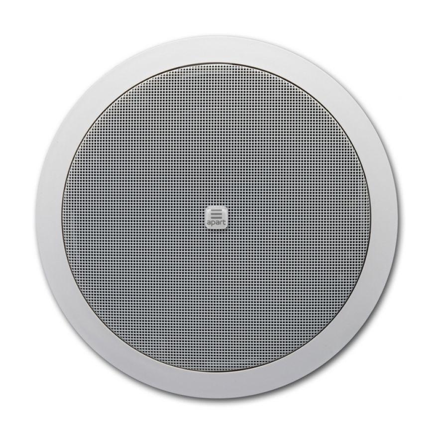 APART CM6E Diffusore da Incasso Bianco 100V