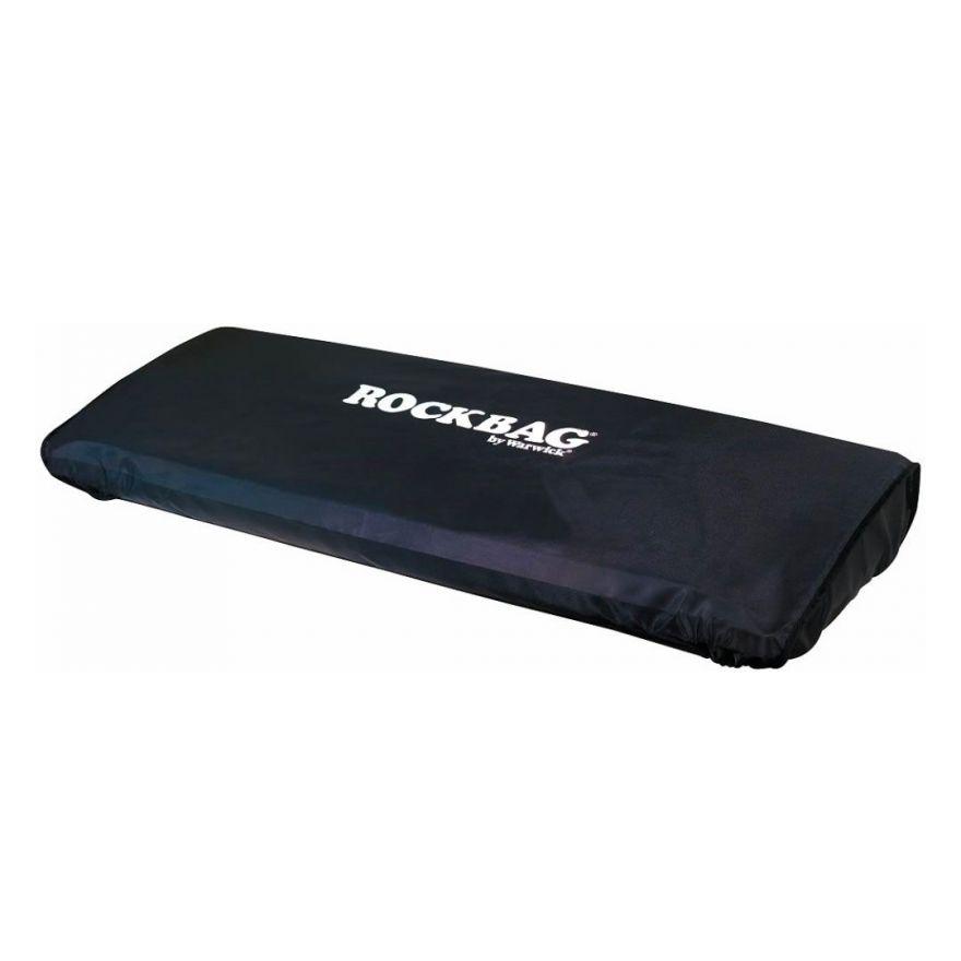 Rockbag Cover in Nylon Nero di Alta Qualità per Tastiera (140 x 29 x 14 cm)