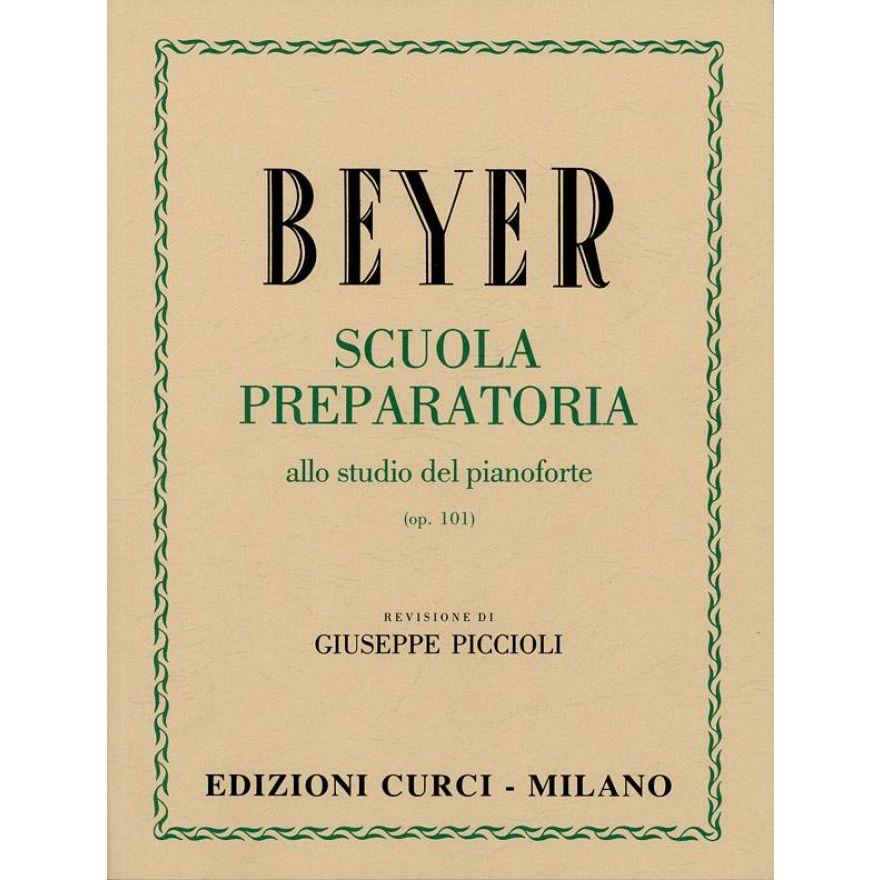 CURCI Beyer scuola preparatoria op101
