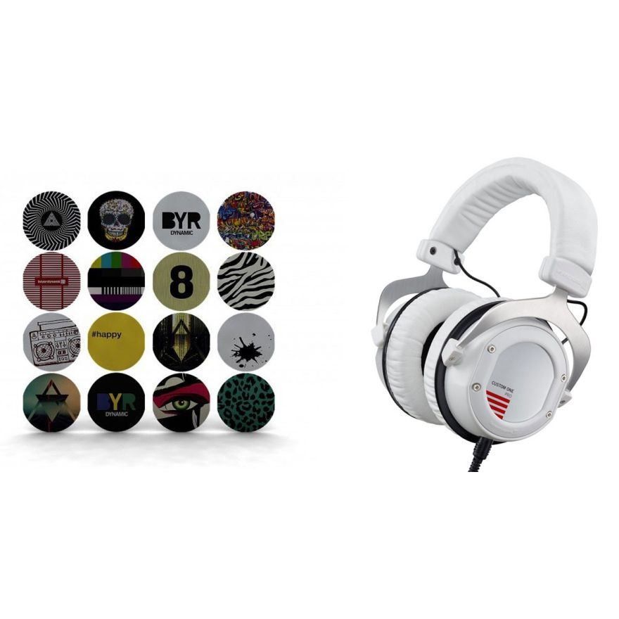 Beyerdynamic Custom One Pro Plus White  71e15f2ae74f