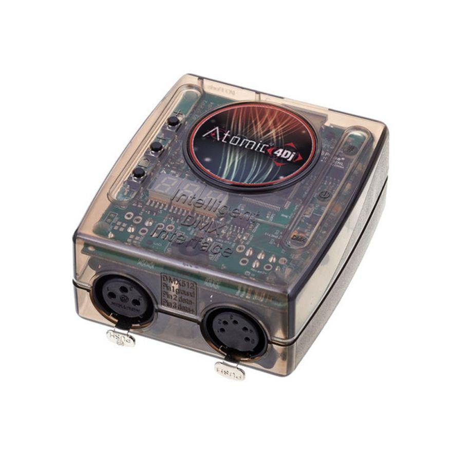 1 Atomic4Dj LiteJ 1024 ZM DVC4 Controller Dmx per Luci