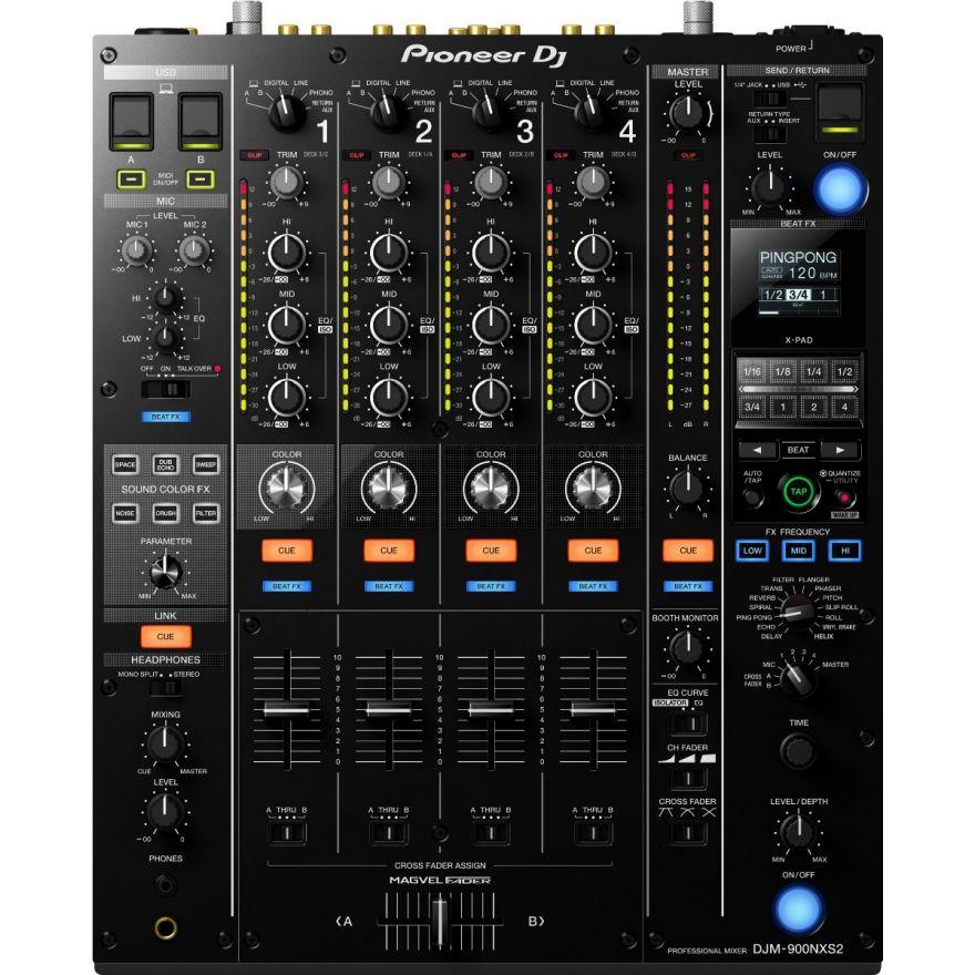 Pioneer djm900nxs front