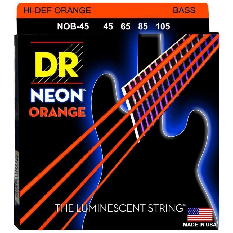 Dr NOB-45 NEON ORANGE
