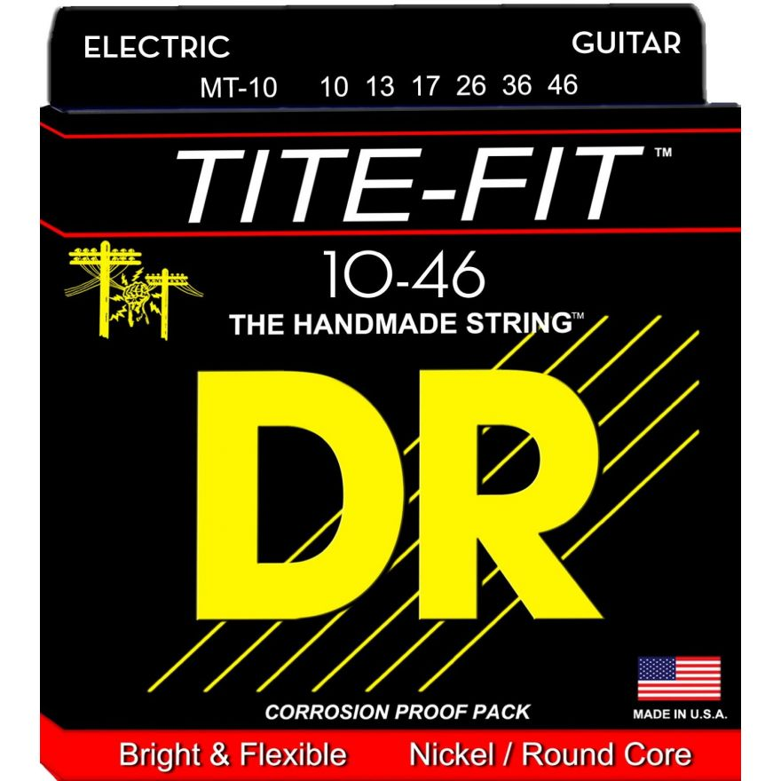 DR Strings mt10