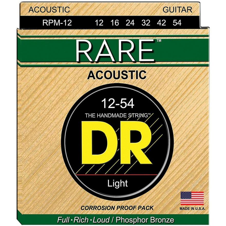 DR Strings rpm12
