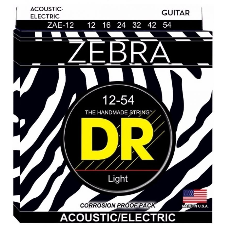 DR Strings zae12