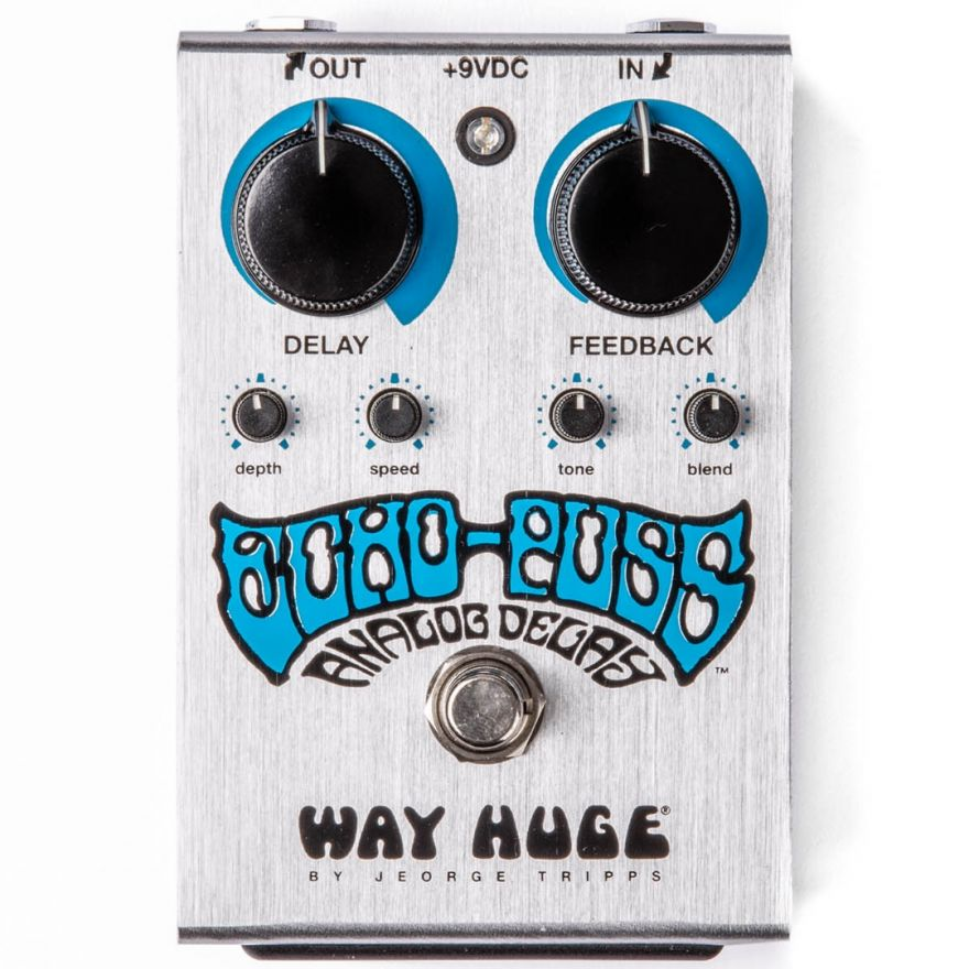 1 Dunlop - WHE702S Echo-Puss Analog Delay