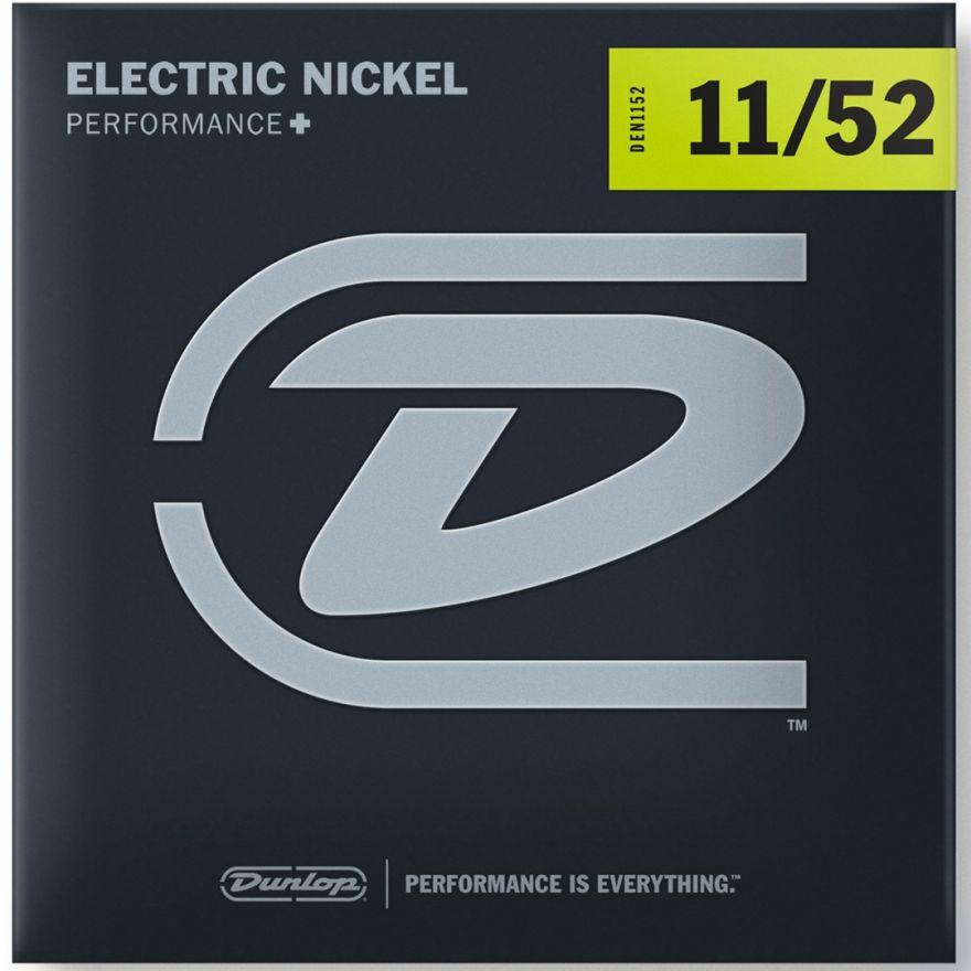 Dunlop DEN1152 - Set di Corde per Chitarra Elettrica 11/52