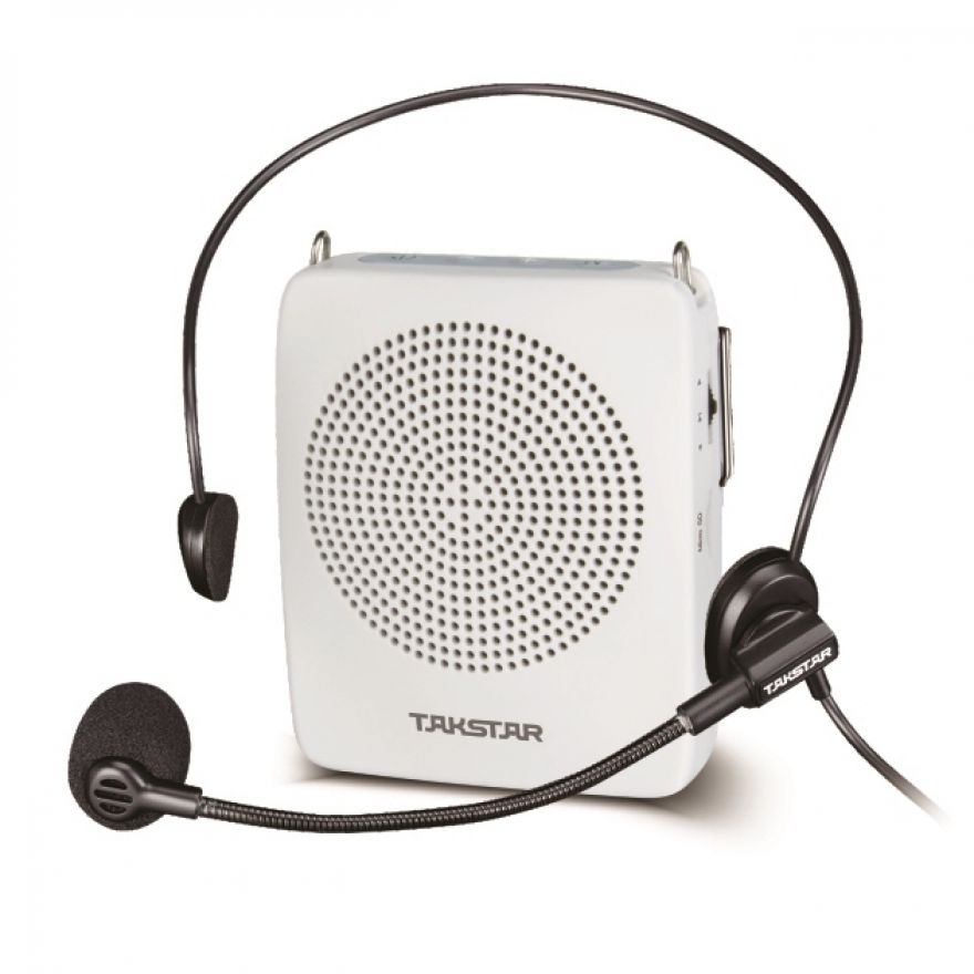 TAKSTAR E128 - Mini Amplificatore Con Player Mp3 E Bluetooth