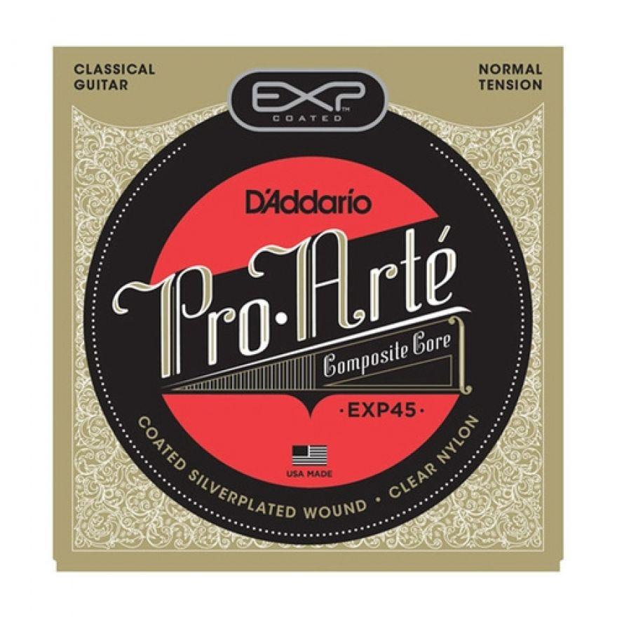 D'Addario EXP45 - Muta per Chitarra Classica (028/044)