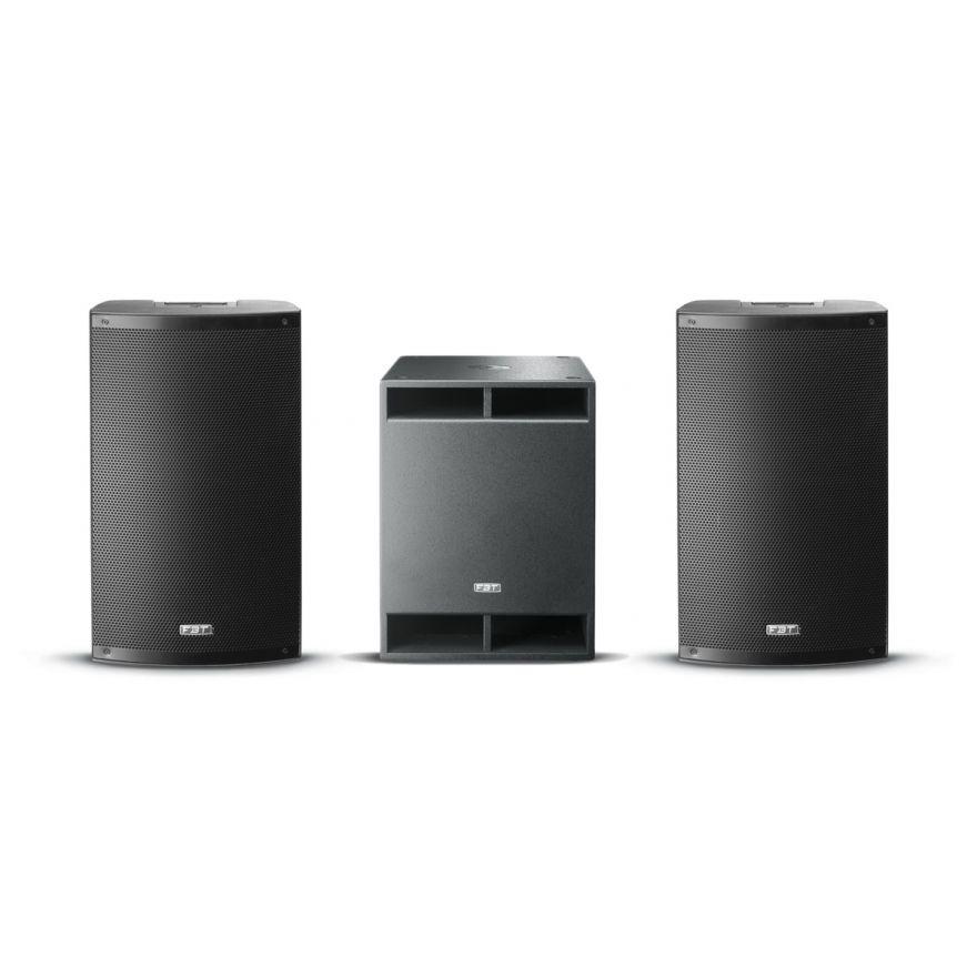 FBT Impianto Audio Stereo 2.1 3200W