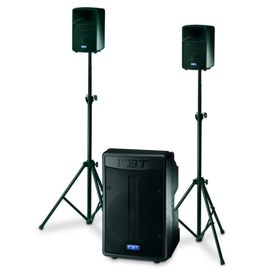 FBT AMICO 10USB - Sistema Audio Integrato 800W