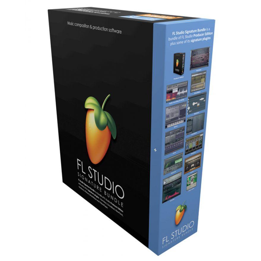 Image Line FL Studio 20 Signature Bundle - Software per Produzioni Audio