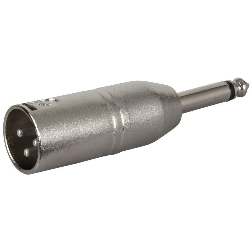 DAP-Audio - FLA27 - XLR M. 3p. > Jack mono M. - Adapters