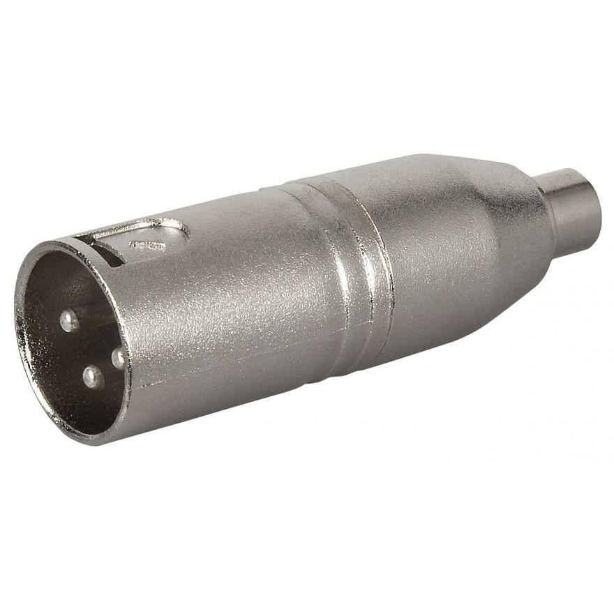 DAP-Audio - FLA34 - XLR M. 3p. > RCA F. - Adapters