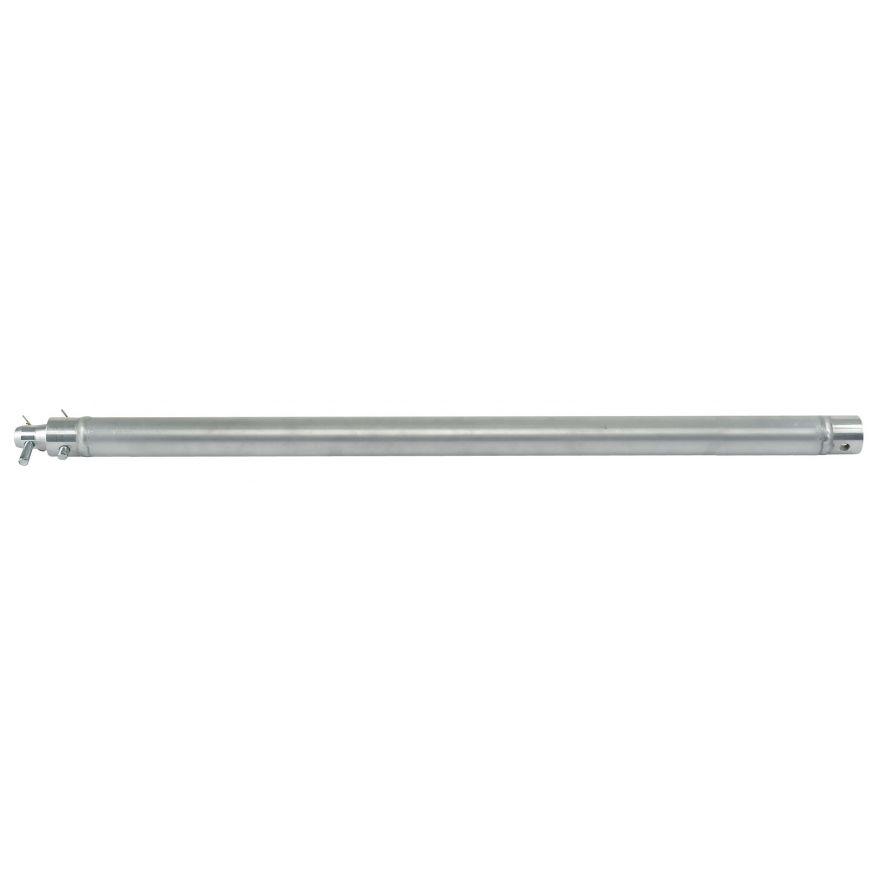 Showtec - Single Tube 50mm, 200 cm - Traliccio F con ricevitori femmina