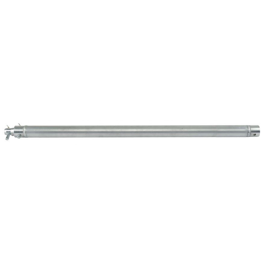 Showtec - Single Tube 50mm, 300 cm - Traliccio F con ricevitori femmina