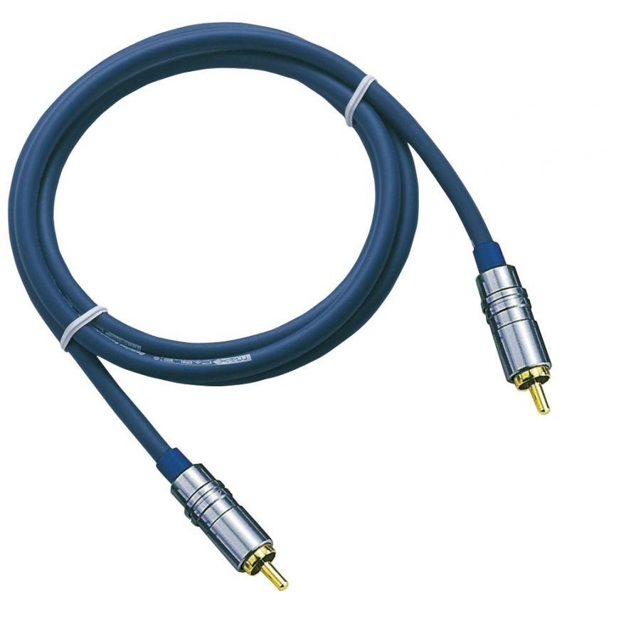 DMT - FV03 - Ø6 mm. RCA/M > RCA/M - 6 m