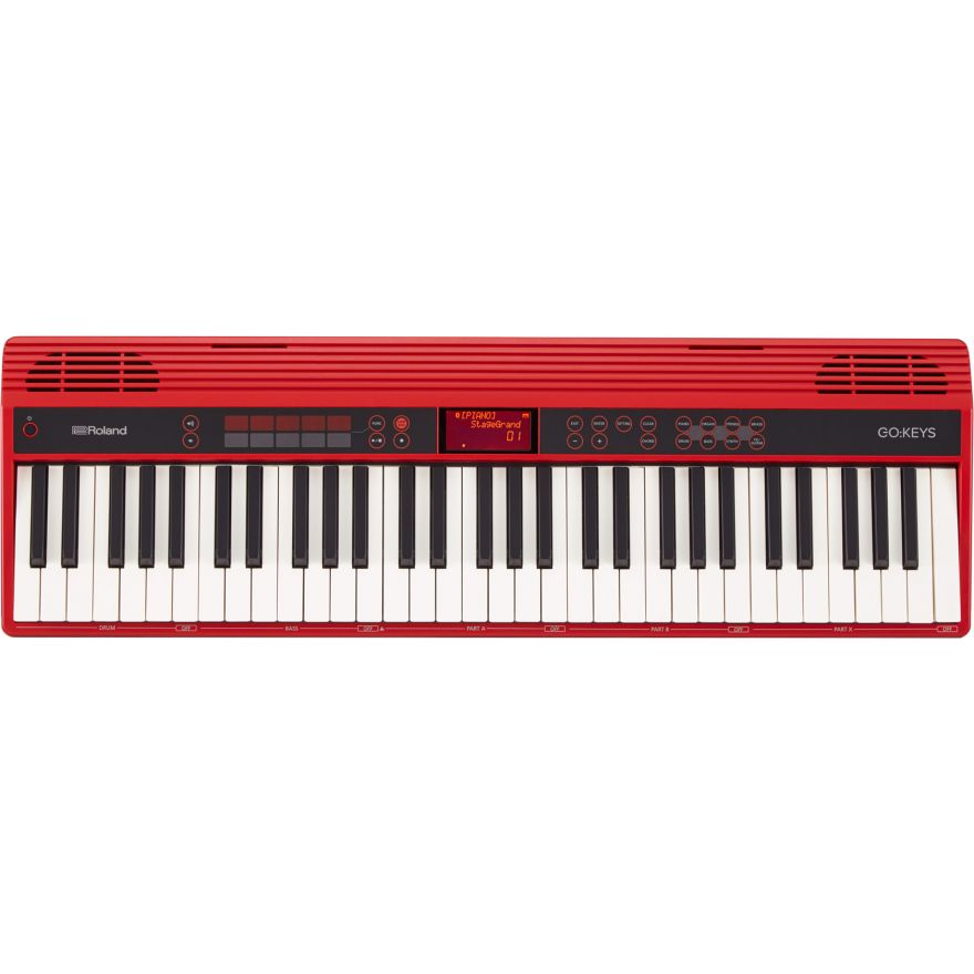 ROLAND GO:KEYS 61K - Tastiera 61 Tasti Entry Level