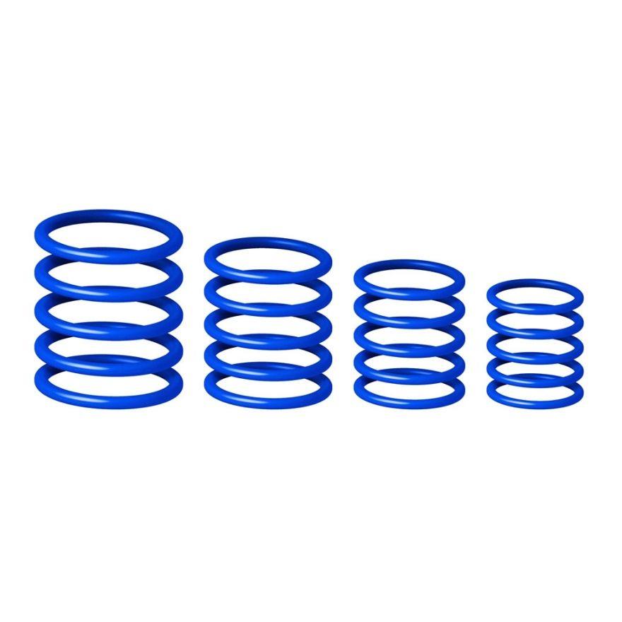 Gravity RP 5555 BLU 2 - Gravity Ring Pack universale, Deep Sea Blue