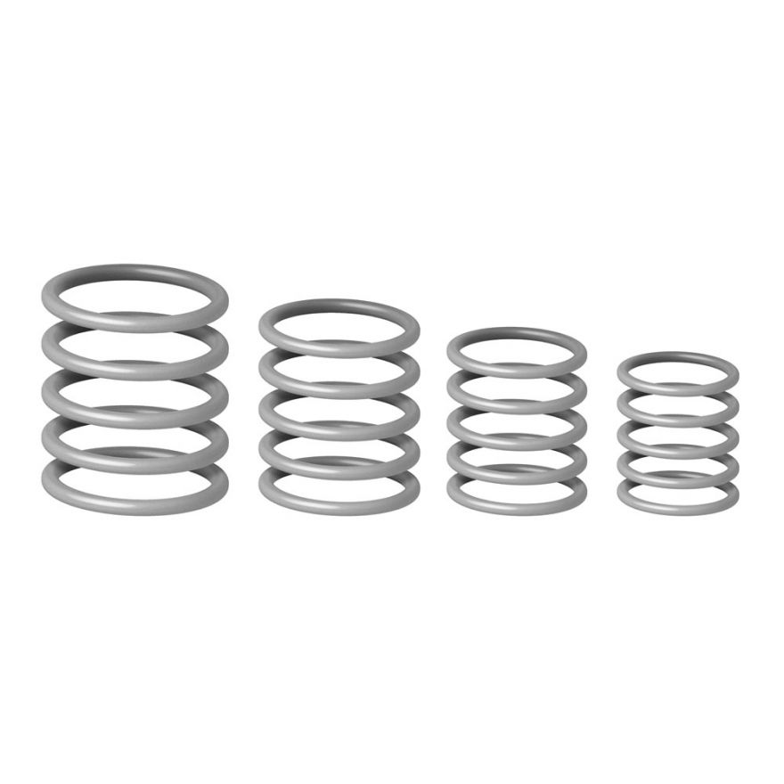 Gravity RP 5555 GRY 1 - Gravity Ring Pack universale, Concrete Grey