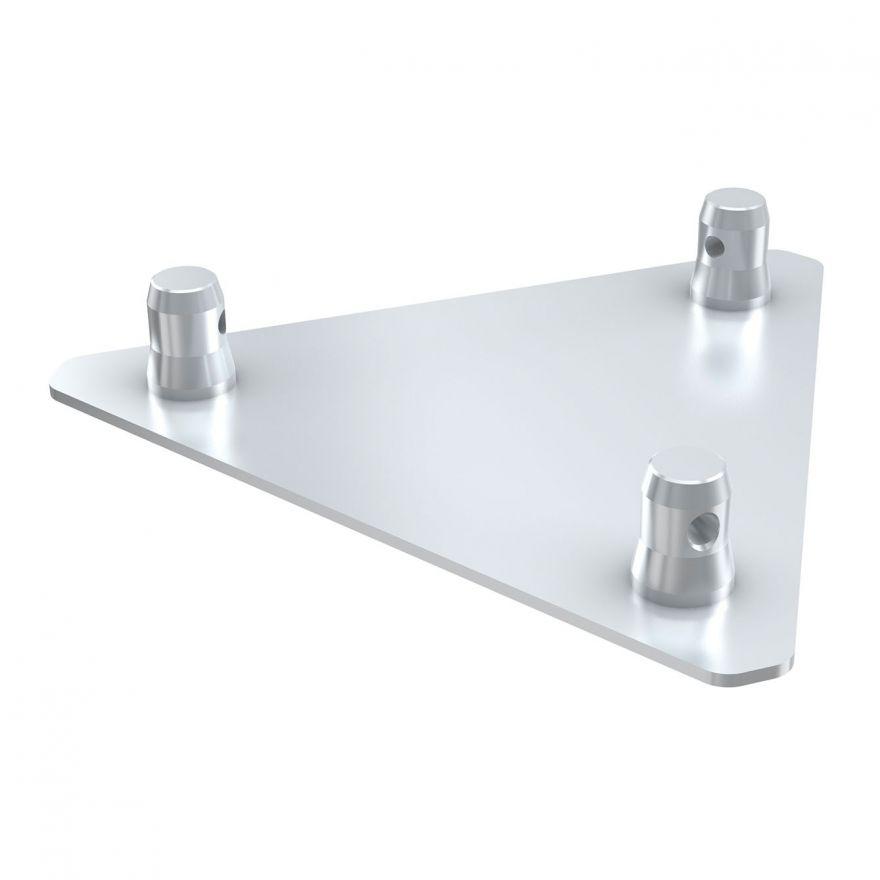 Showtec - Triangle base plate male - Traliccio Pro-30 G