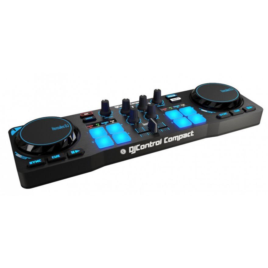 HERCULES DJ DjControl Compact