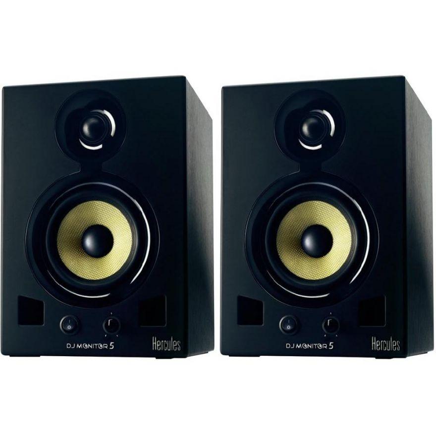 0-HERCULES DJ MONITOR 5 studio