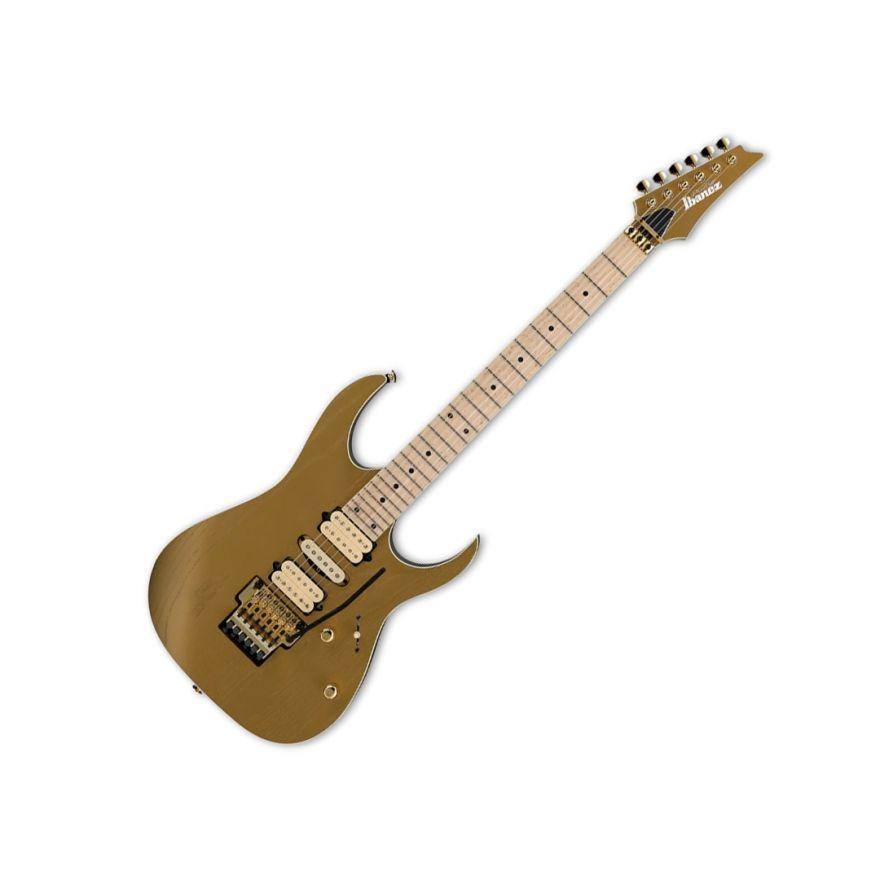 Ibanez RG657AHM Gold Flat - Chitarra Elettica