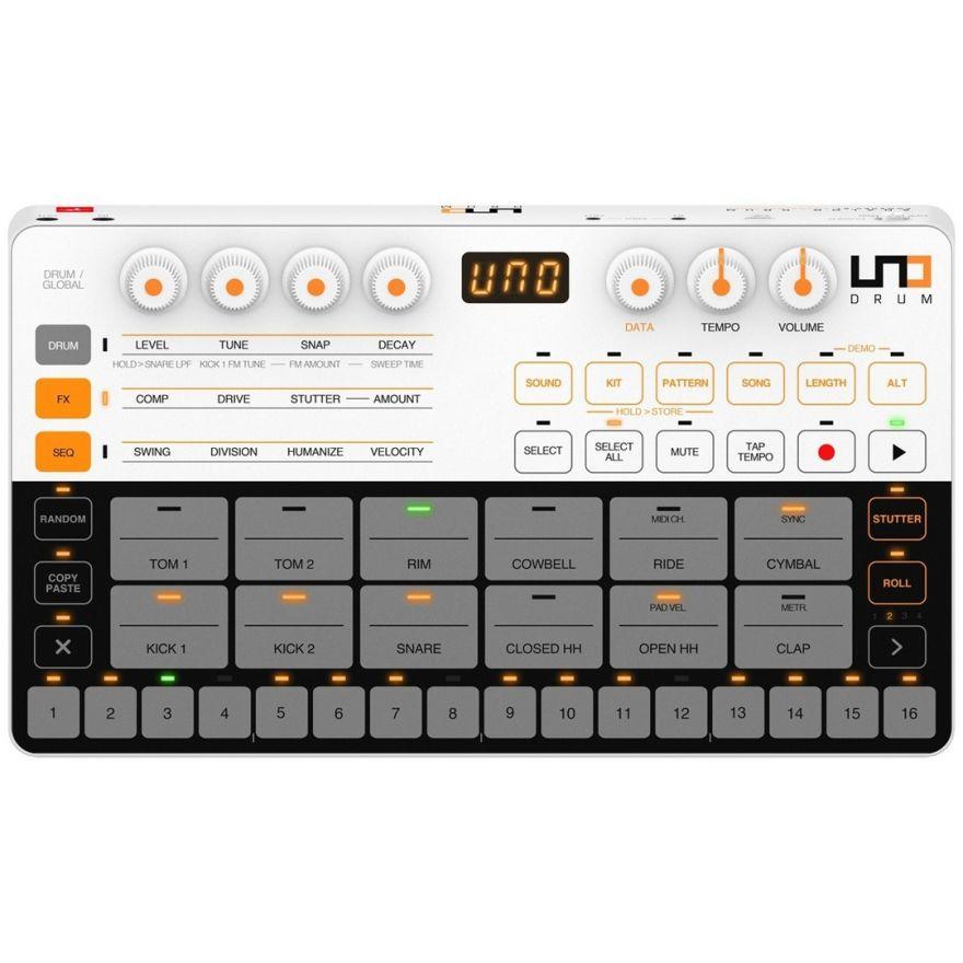 IK Multimedia UNO Drum - Drum Machine Analogica