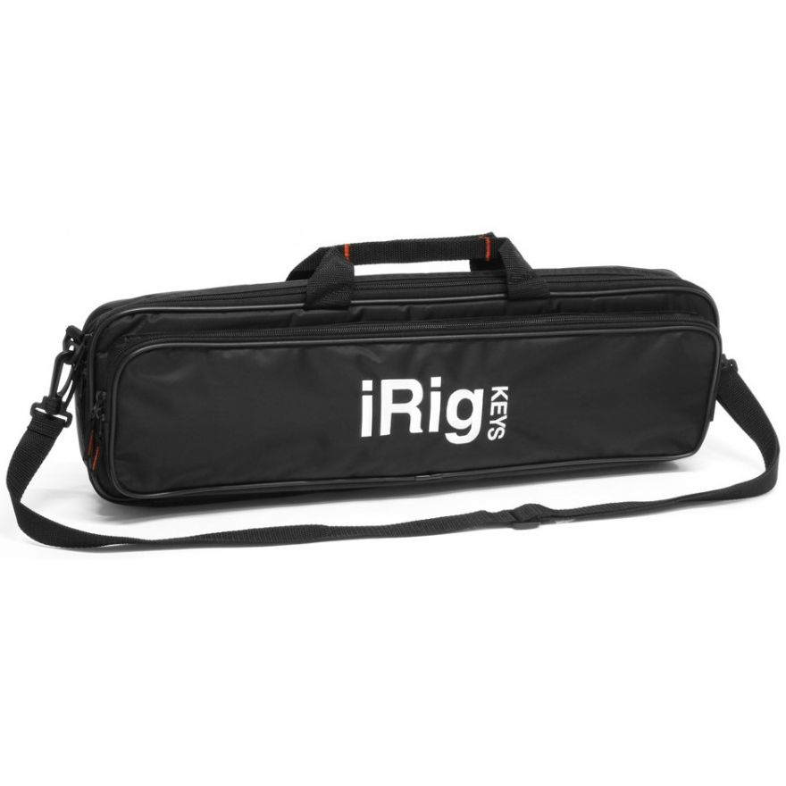 ik multimedia irig keys travel bag