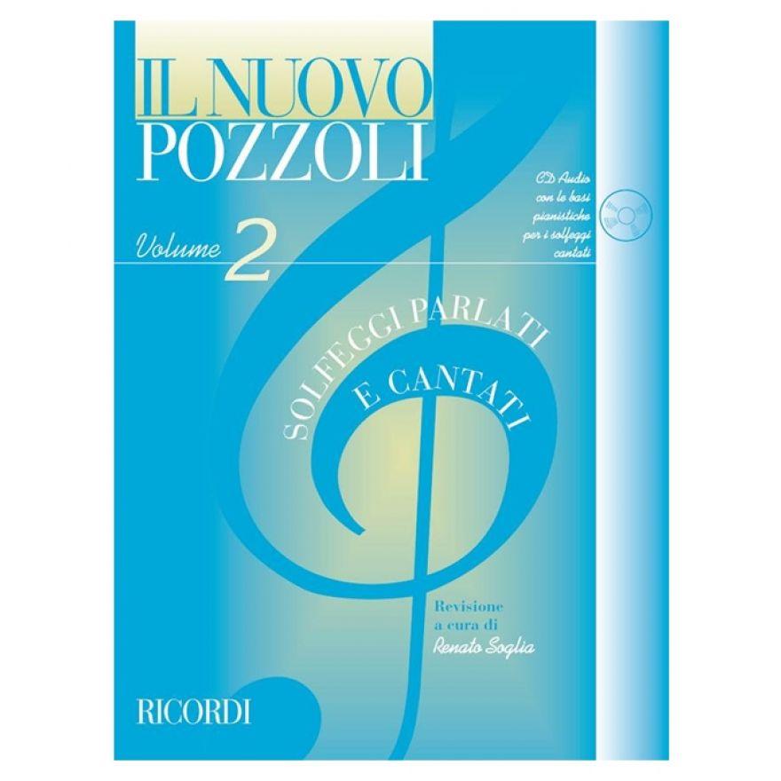 Ricordi Il Nuovo Pozzoli: Solfeggi Parlati E Cantati Volume 2