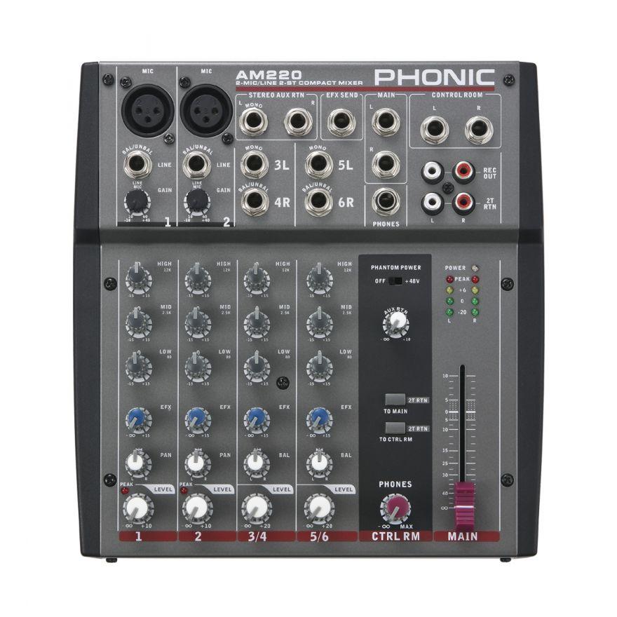 am220 phonic