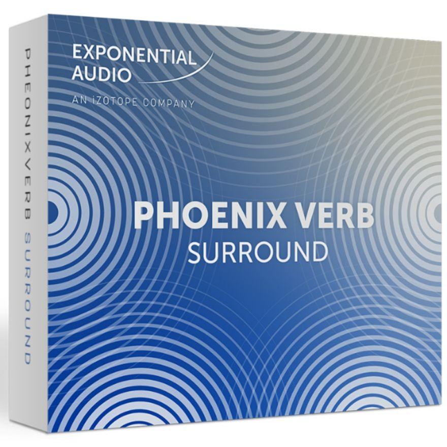 iZotope PhoenixVerb Surround - Software per Produzioni Musicali