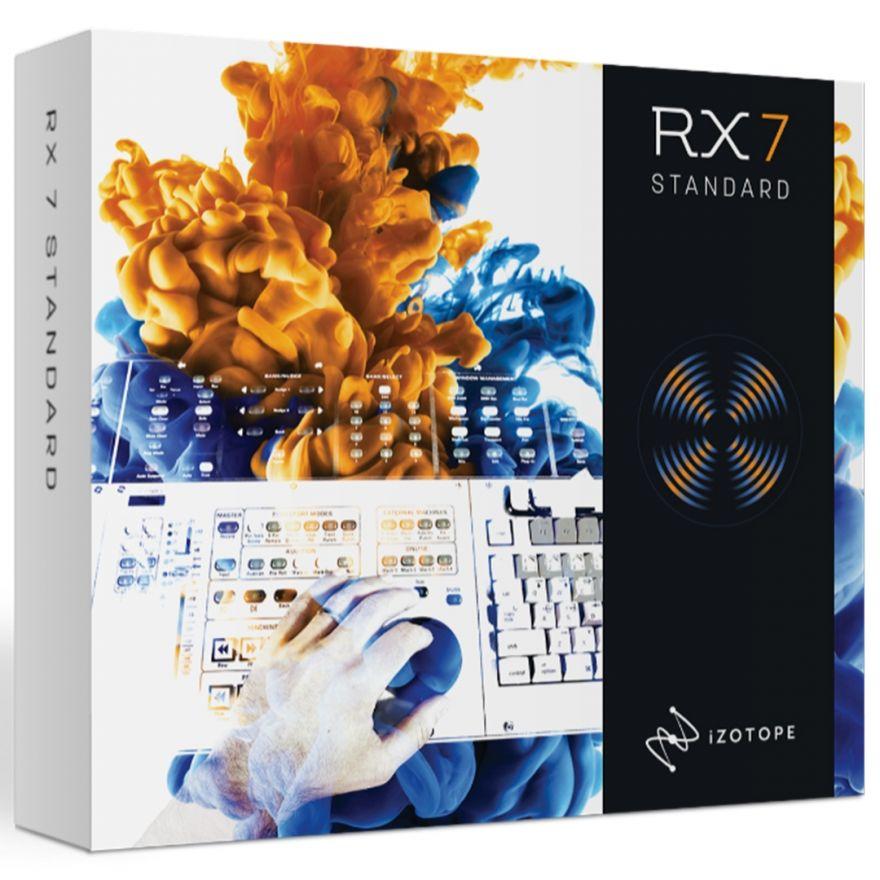 iZotope RX 7 Standard - Software Post-Produzione Audio